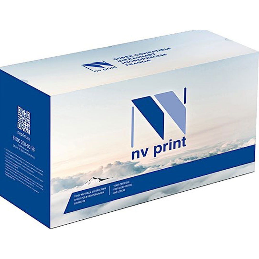 Фото - Картридж NV-Print NVP-106R02760 Cyan для Phaser 6020/6022/WorkCentre 6025/6027 (1000стр) картридж t2 tc x6020y желтый yellow 1000 стр для xerox phaser 6020 6022 workcentre 6025 6027