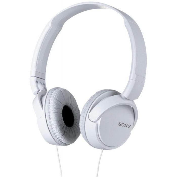 Гарнитура Sony MDR-ZX110AP White