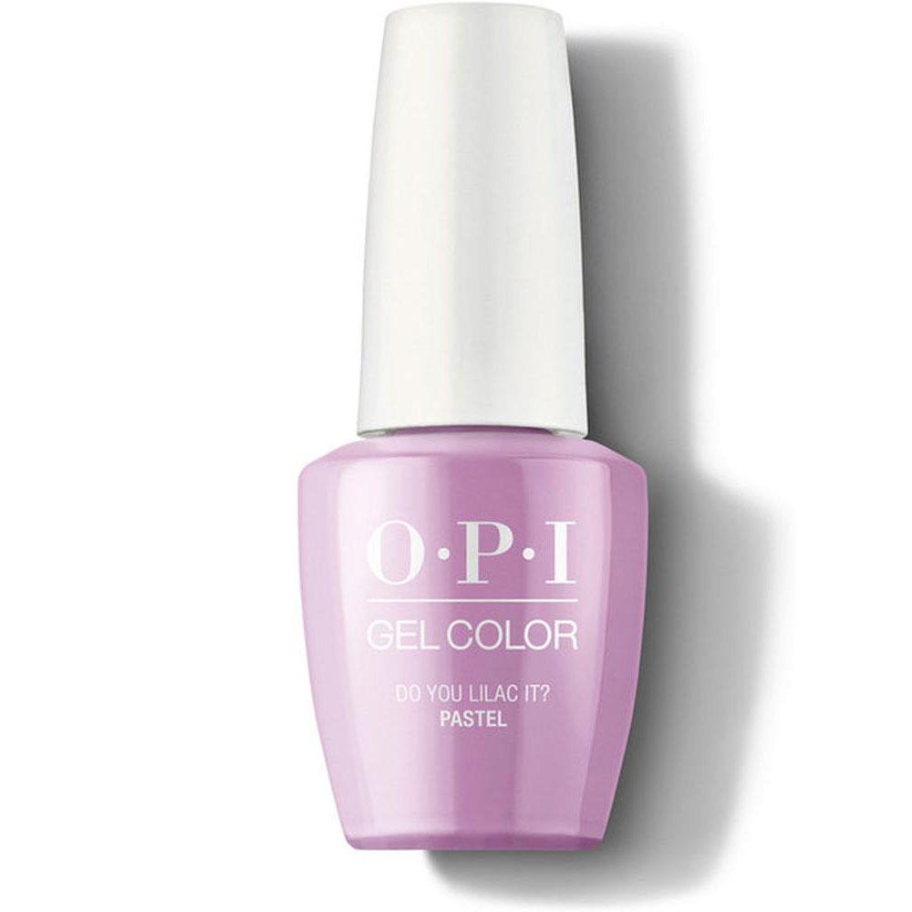 Фото - OPI Гель-лак для ногтей Classics GelColor Pastel Do You Lilac It?, 15 мл. гель лак для ногтей opi classics gelcolor 15 мл lincoln park after dark