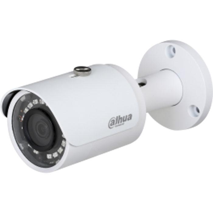Фото - Камера видеонаблюдения Dahua DH-HAC-HFW1000SP-0360B-S3 3.6-3.6мм HD СVI цветная dahua 4mp wdr hdcvi ir bullet camera hac hfw2401r z ire6 varifocal lens 2 7 12mm motorized lens max ir60m smart ir ip67 camera