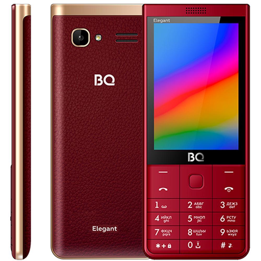 Мобильный телефон BQ Mobile BQ-3595 Elegant Red