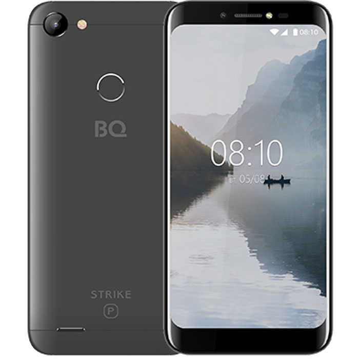 Фото - Смартфон BQ Mobile BQ-5514G Strike Power Grey смартфон bq mobile bq 4030g nice mini blue