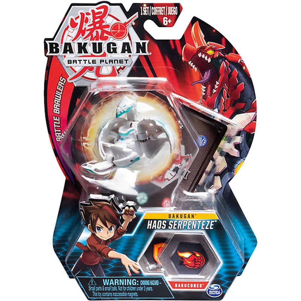 Spin Master Bakugan 6045148 Бакуган фигурка-трансформер Haos Serpenteze фигурка трансформер spin master bakugan в ассортименте