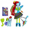 Hasbro My Little Pony Equestria Girls A3996 Кукла с пони Рейнбоу Дэш