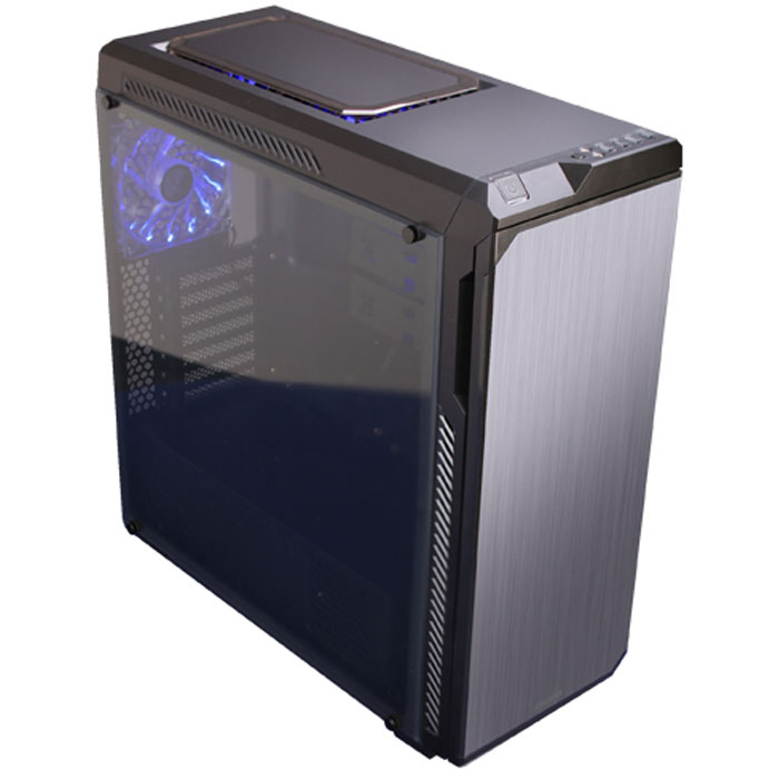 Корпус ATX Miditower Zalman Z9 Neo Plus Black корпус zalman z9 neo plus белый