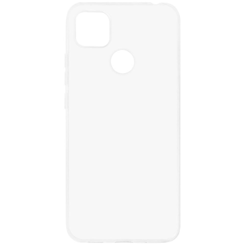 Чехол для Xiaomi Redmi 9C Zibelino Ultra Thin Case прозрачный