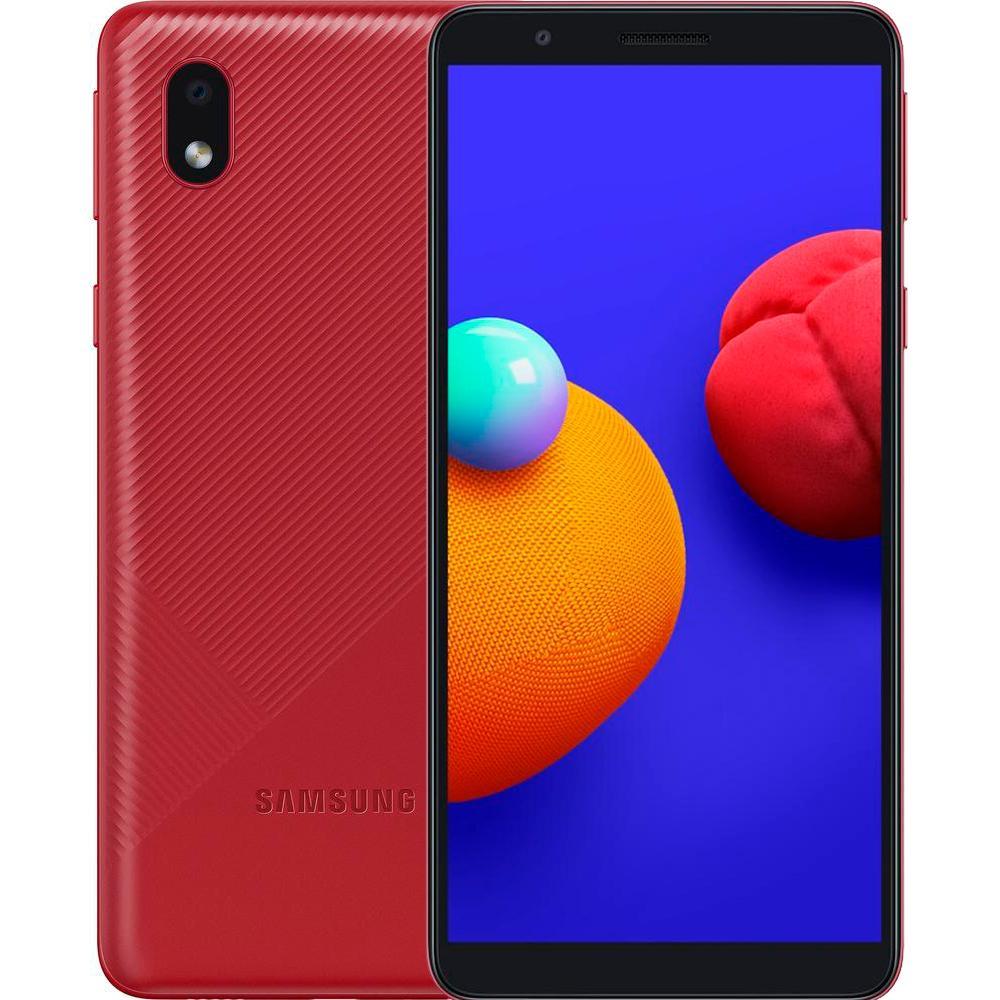 Смартфон Samsung Galaxy A01 Core SM-A013 16Gb красный смартфон samsung galaxy a01 core 1 16gb красный