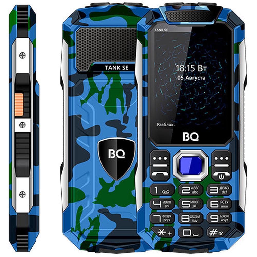 Фото - Мобильный телефон BQ Mobile BQ-2432 Tank SE Camouflage сотовый телефон bq 2432 tank se black