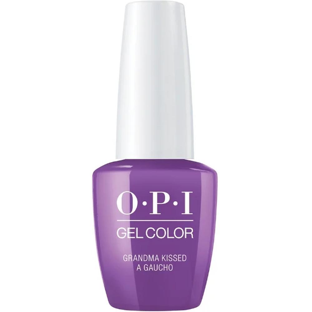 OPI Гель-лак для ногтей GelColor Peru Grandma Kissed a Gaucho, 15 мл. недорого