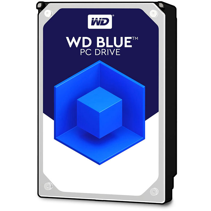 1Tb Western Digital (WD10EZRZ) 64Mb 5400rpm SATA3 Blue Desktop