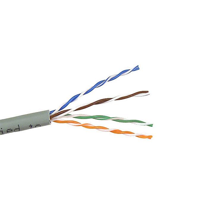 Кабель UTP RJ-45 SkyNet 5e категория 305м. (CSP-UTP-4-CU) (4X2X0.51MM) медь