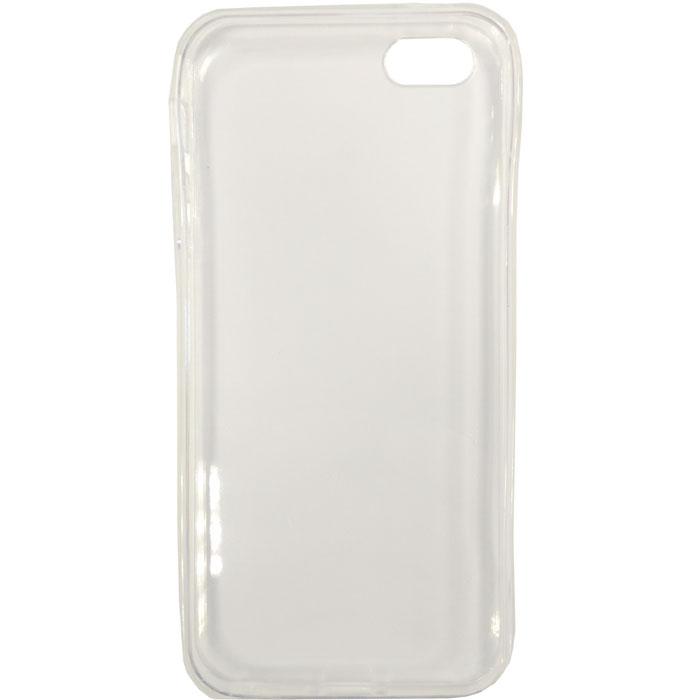 Фото - Чехол для iPhone 5 / iPhone 5S / iPhone SE Onext прозрачный телефон onext care phone 5 синий