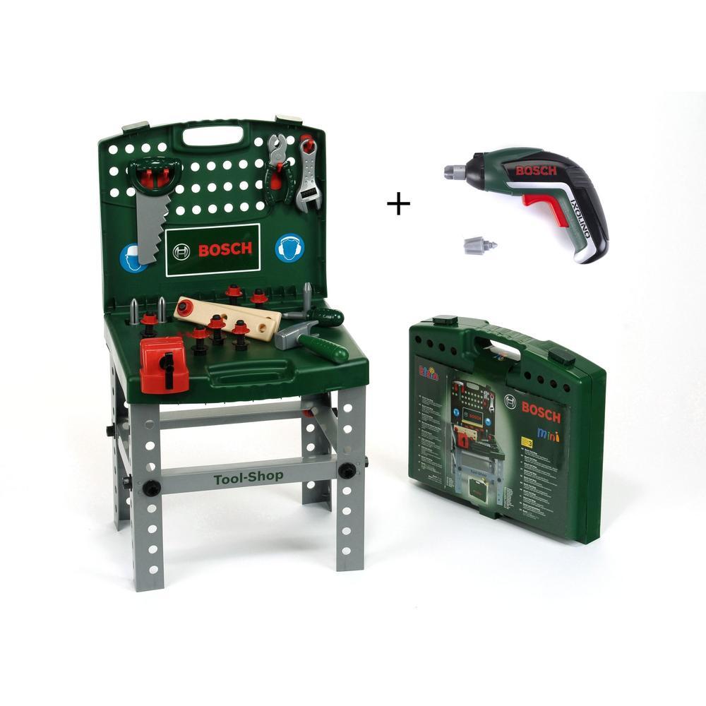 Klein Bosch верстак складной 8676K верстак складной sparta 257055 640x520 мм