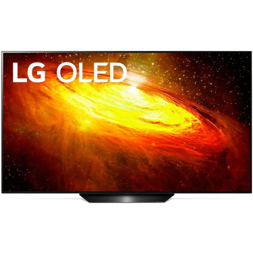 Фото - Телевизор 55 LG OLED55BXR (4K UHD 3840x2160, Smart TV) черный телевизор 65 samsung ue65tu8300u 4k uhd 3840x2160 smart tv изогнутый экран черный
