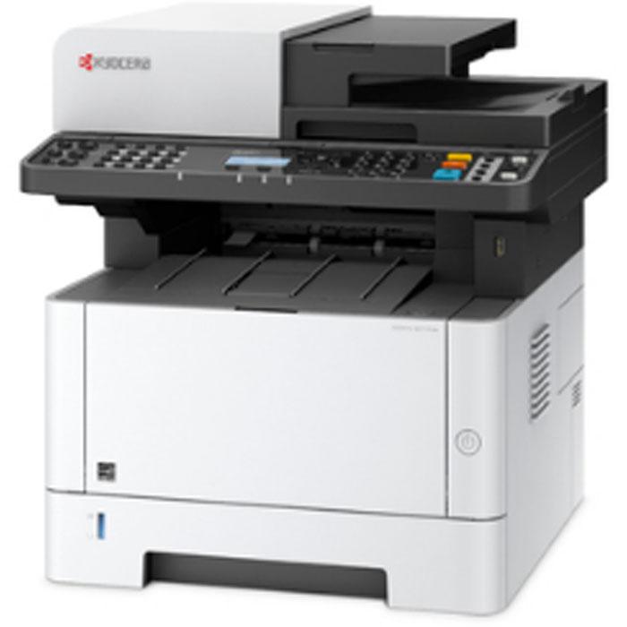 Фото - МФУ Kyocera Ecosys M2735dn ч/б А4 35ppm с дуплексом, автоподатчиком и LAN смазка copyclean для принтеров 35ppm mfp300 20 гр
