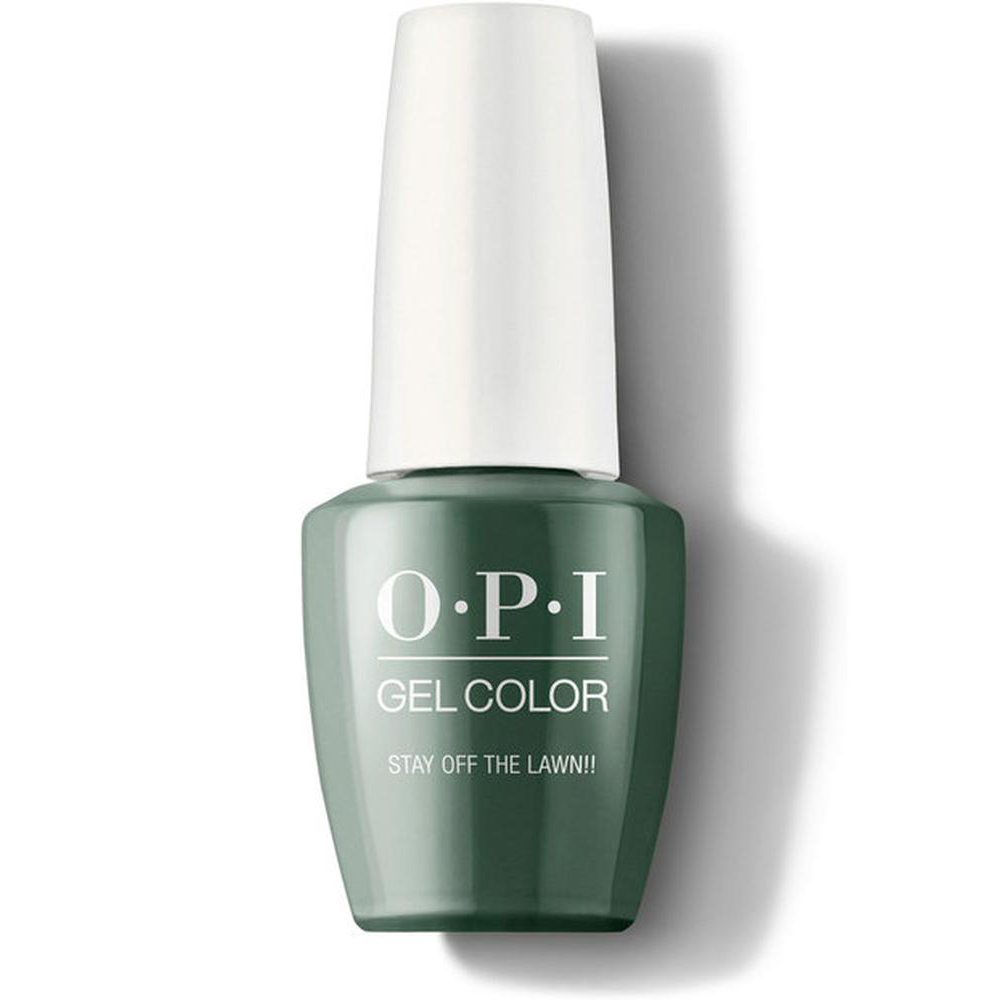 Фото - OPI Гель-лак для ногтей GelColor Washington DC Stay Off The Lawn!, 15 мл. opi гель лак для ногтей gelcolor iceland check out the old geysirs 15 мл