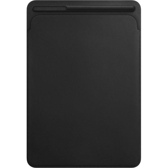 Фото - Чехол для iPad Pro 10.5 Apple Leather Sleeve Black чехол для ipad pro 12 9 apple leather sleeve black