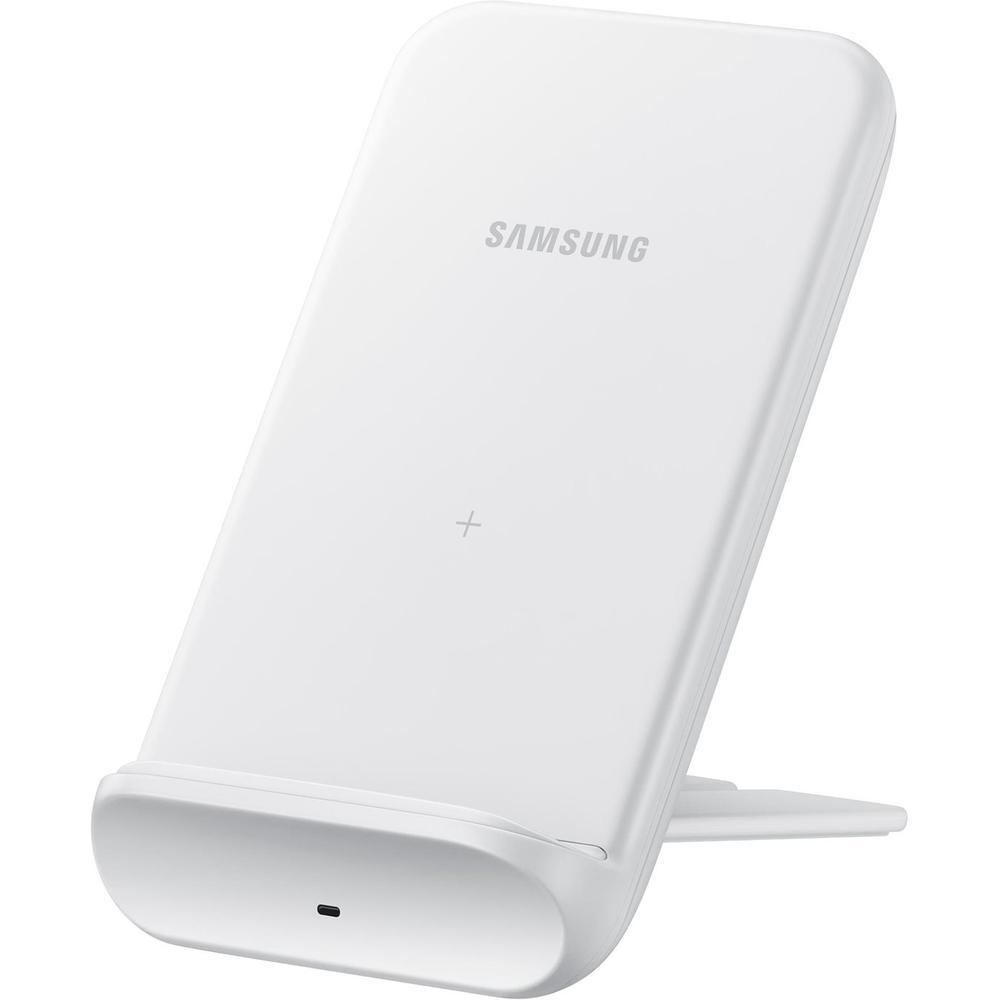 Фото - Беспроводная зарядная панель Samsung EP-N3300 белая беспроводная зарядная панель samsung ep p6300 черная