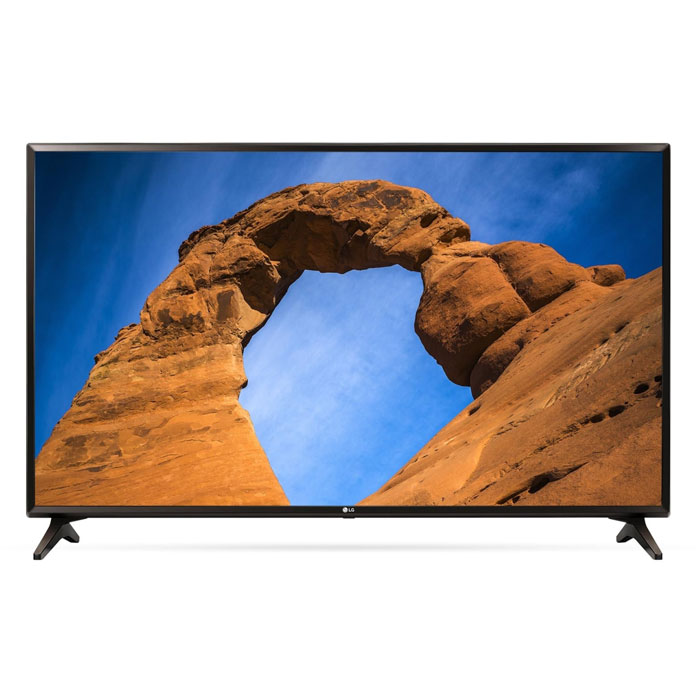 Фото - Телевизор 43 LG 43LK5910 (Full HD 1920x1080, Smart TV) черный телевизор 43 thomson t43fse1190 full hd 1920x1080 черный