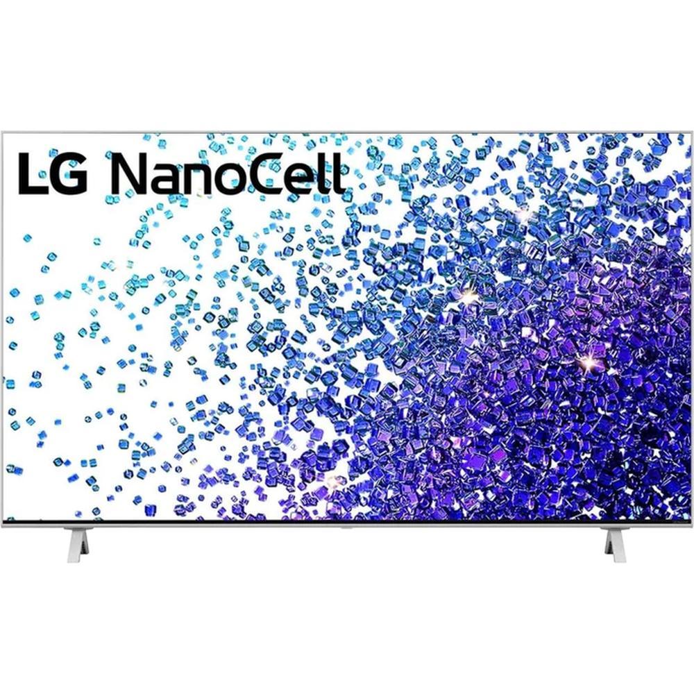 Фото - Телевизор 55 LG 55NANO776PA (4K UHD 3840x2160, Smart TV) серый телевизор lg 55nano776pa 55 nanocell ultra hd 4k