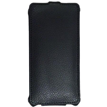 Чехол для Lenovo Vibe C A2020 (A2020A40), Gecko Flip-case черный