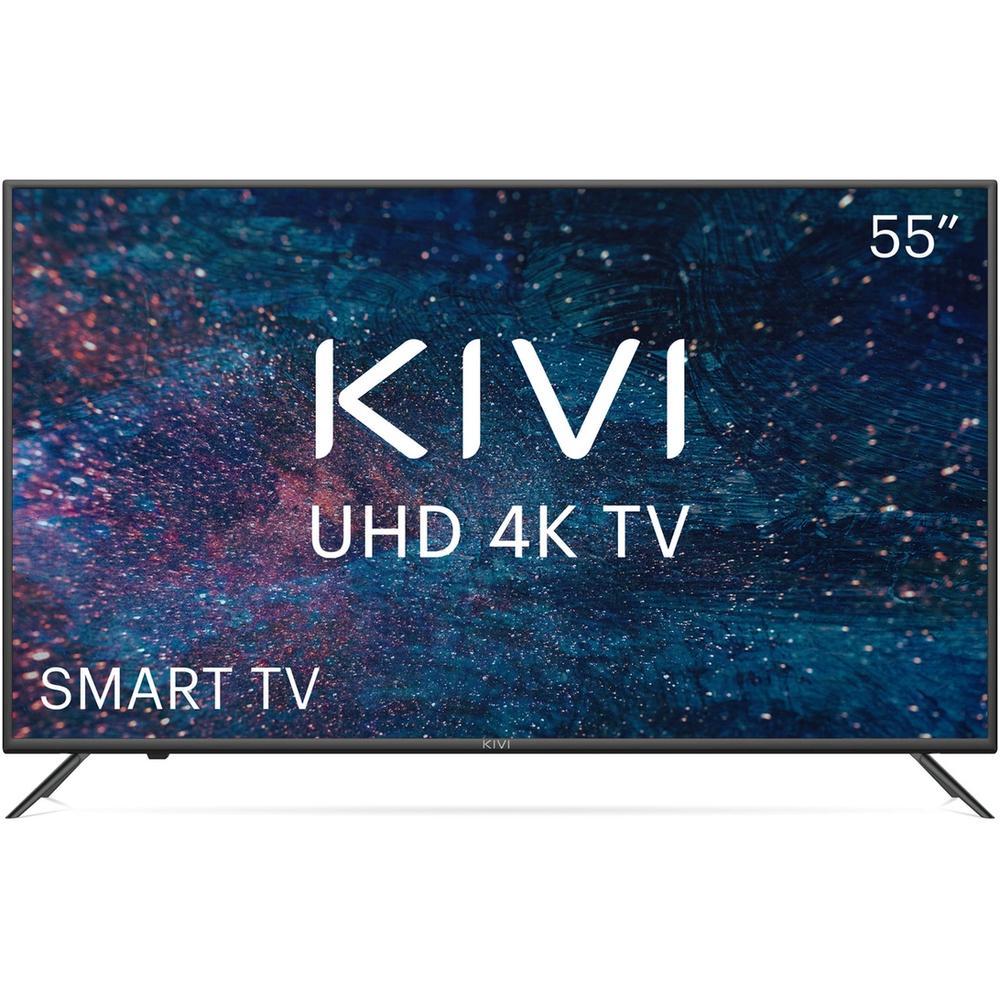 Фото - Телевизор 55 Kivi 55U600KD led телевизор kivi 40f710kb