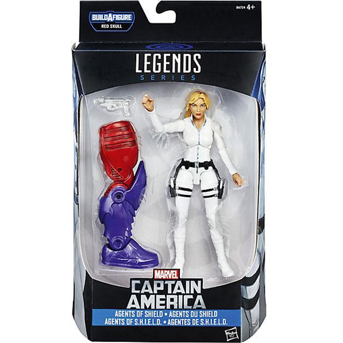 Фото - Avengers Hasbro Мстители Коллекционная фигурка B6355 15 см Капитан Америка Агент Щита Шэрон Картер avengers hasbro фигурка бенди мстители 15 см e7377 капитан америка