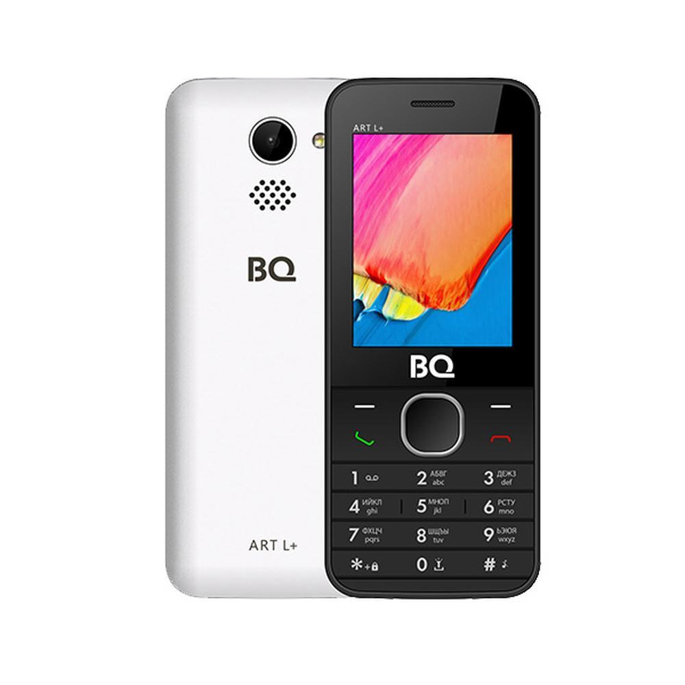 Мобильный телефон BQ Mobile BQ-1806 ART+ White мобильный телефон bq mobile bq 1806 art red