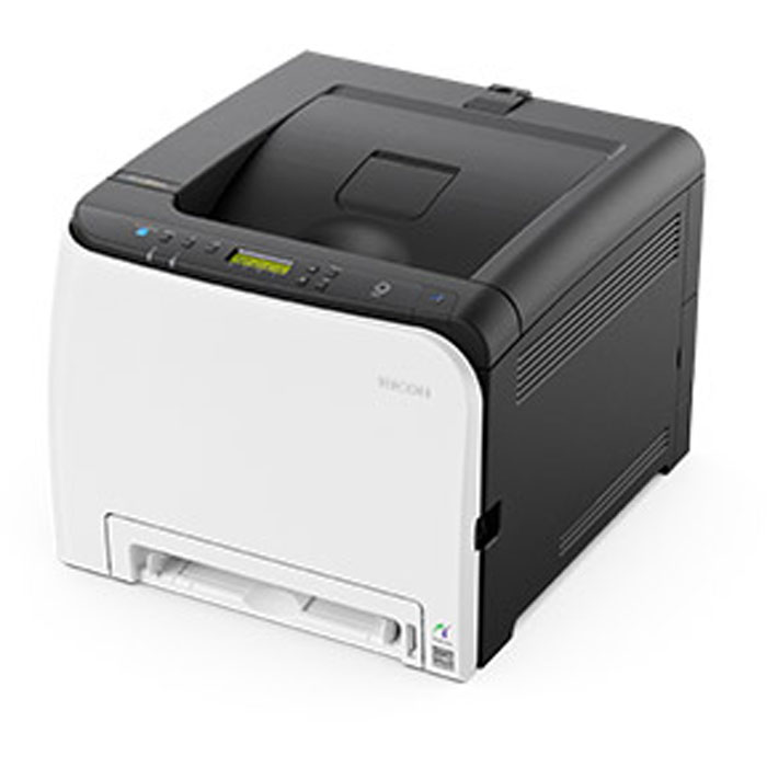 Фото - Принтер Ricoh SP C261DNw цветной А4 20ppm с дуплексом и LAN, WiFi принтер ricoh sp 6430dn белый