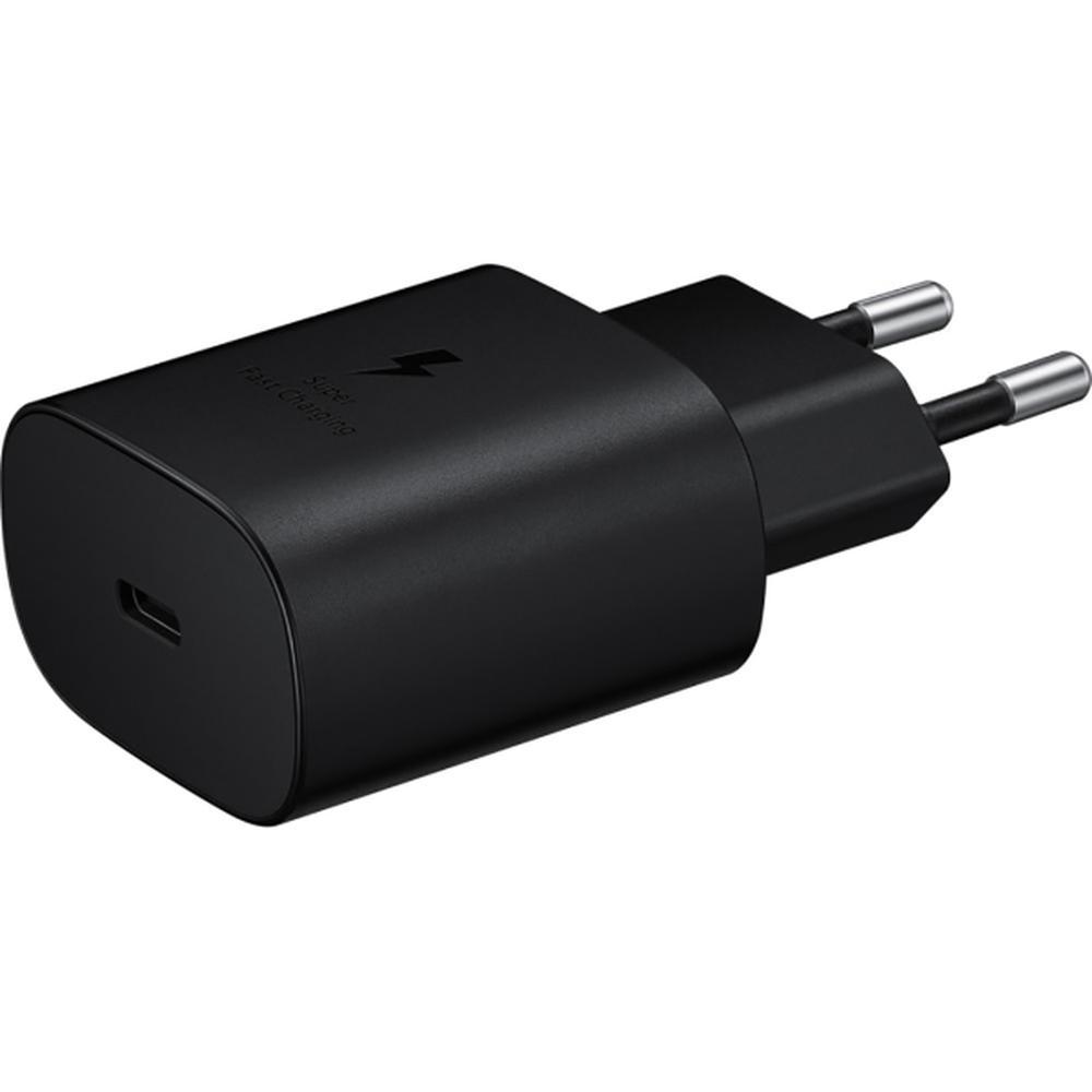 Фото - Сетевое зарядное устройство Samsung EP-TA800XBEGRU 3A, с кабелем USB Type C QC\Power Delivery, черное замок kensington с кабелем 546263 001