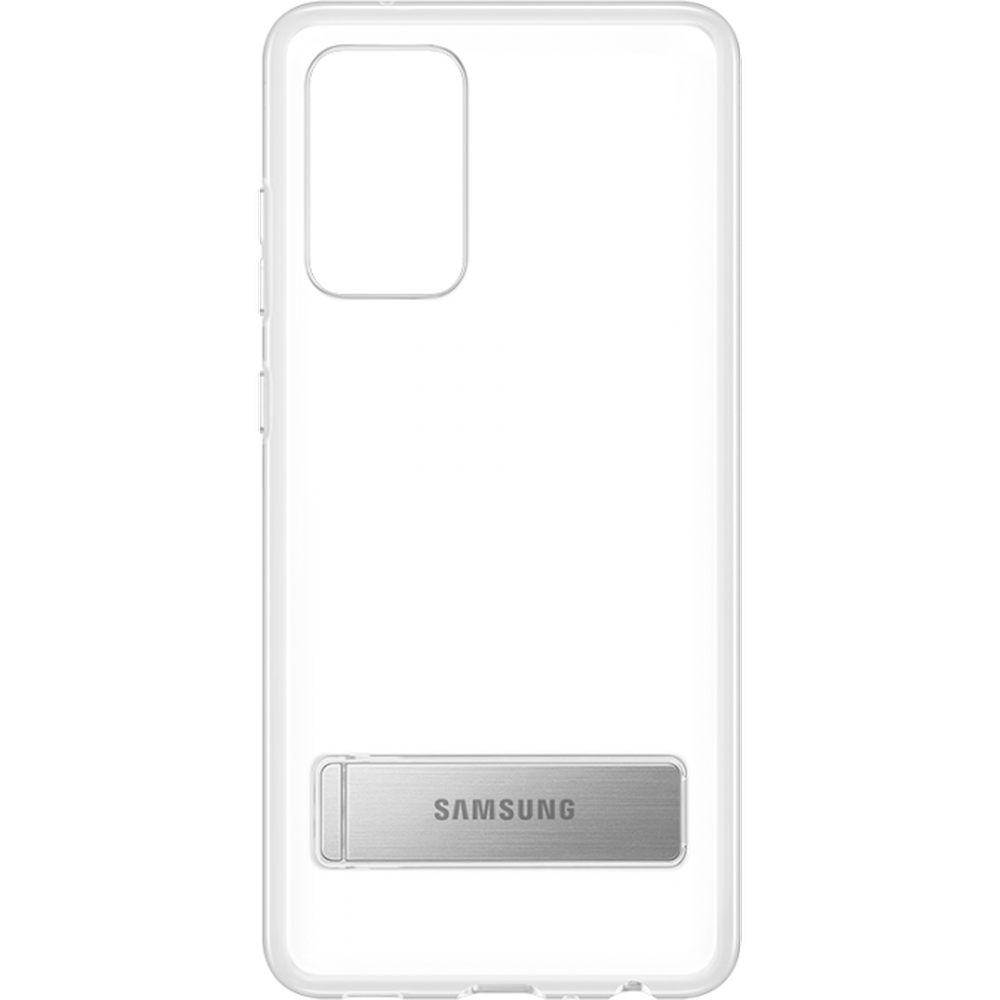 Фото - Чехол для Samsung Galaxy A72 SM-A725 Clear Standing Cover прозрачный чехол для samsung galaxy note 10 2019 sm n970 clear cover прозрачный