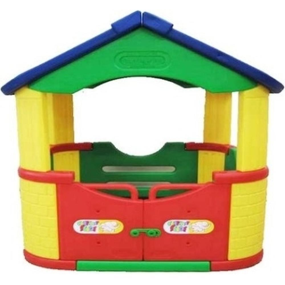 Игровой комплекс ДвойнойигровойдомикHappy Box JM-802А