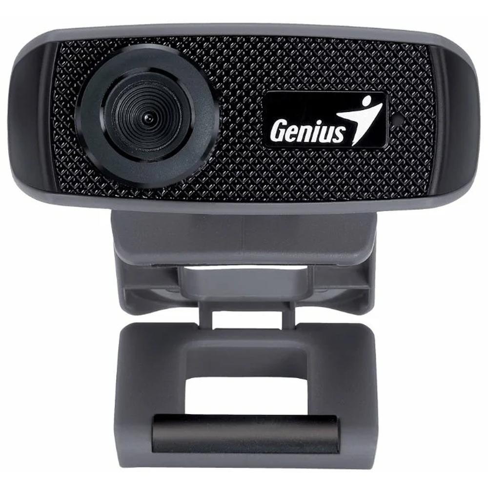 Фото - Web-камера Genius FaceCam 1000X black web camera genius facecam 1000x v2 720p 30 fps bulld in microphone manual focus black