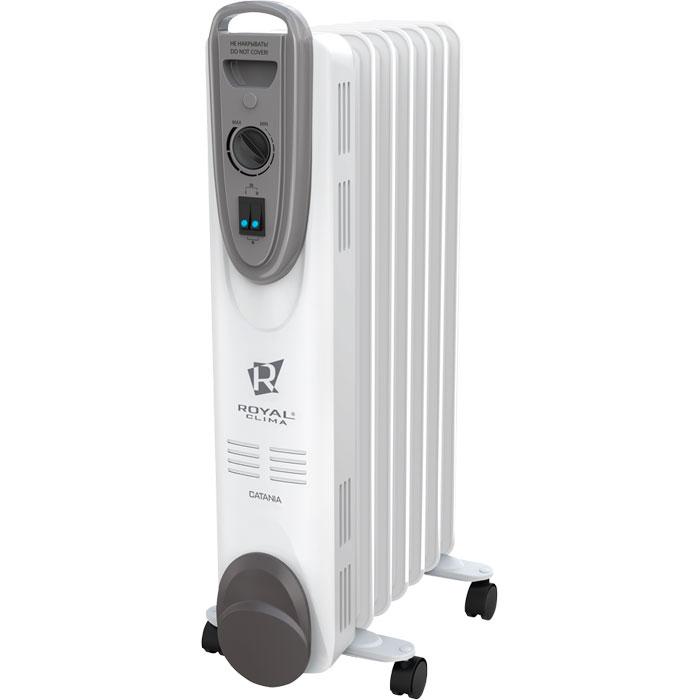 Масляный обогреватель Royal Clima ROR-С11-2200М масляный радиатор royal clima ror f5 1000m ferrara белый