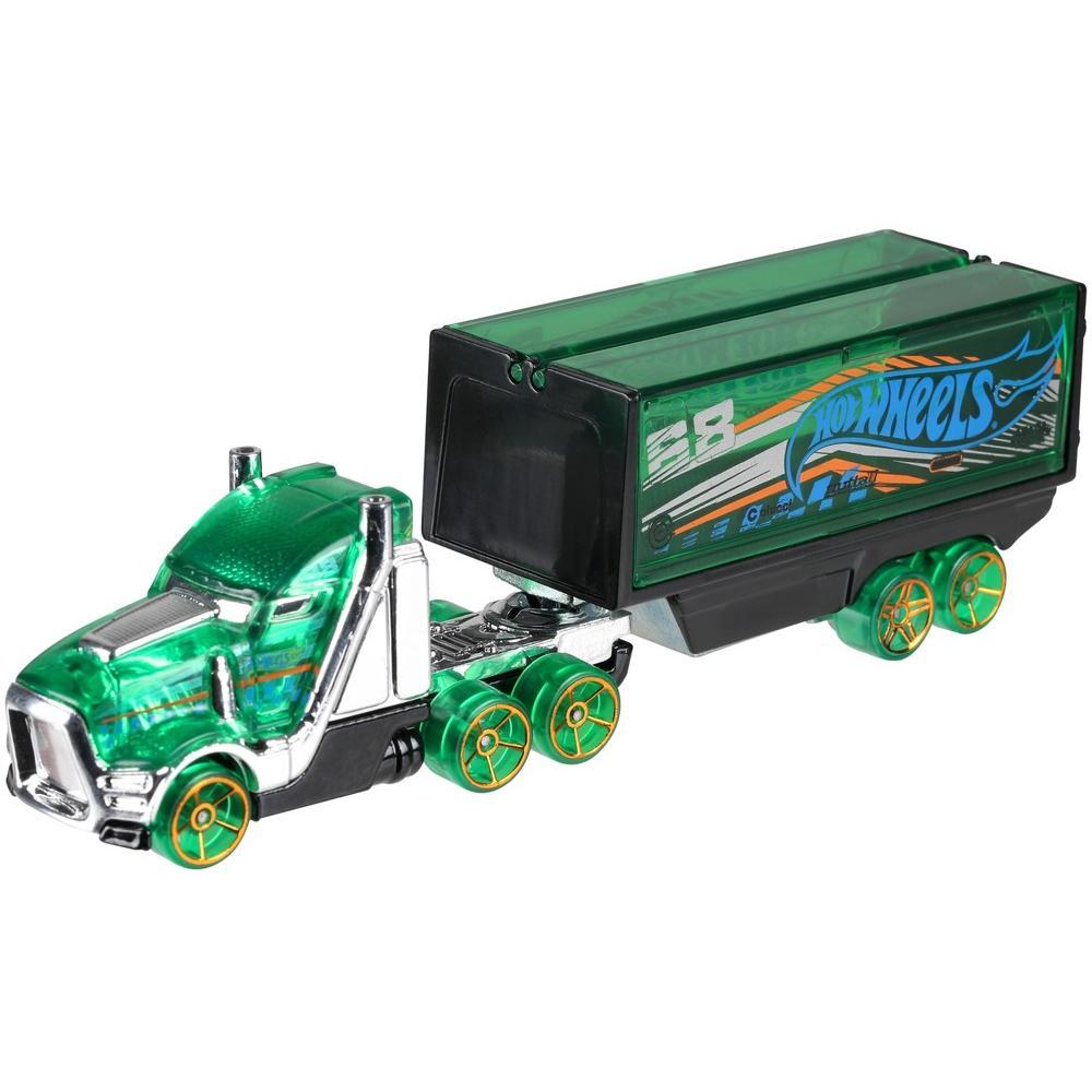Mattel Hot Wheels BFM60 Трейлер Спид Хаулер FPC79