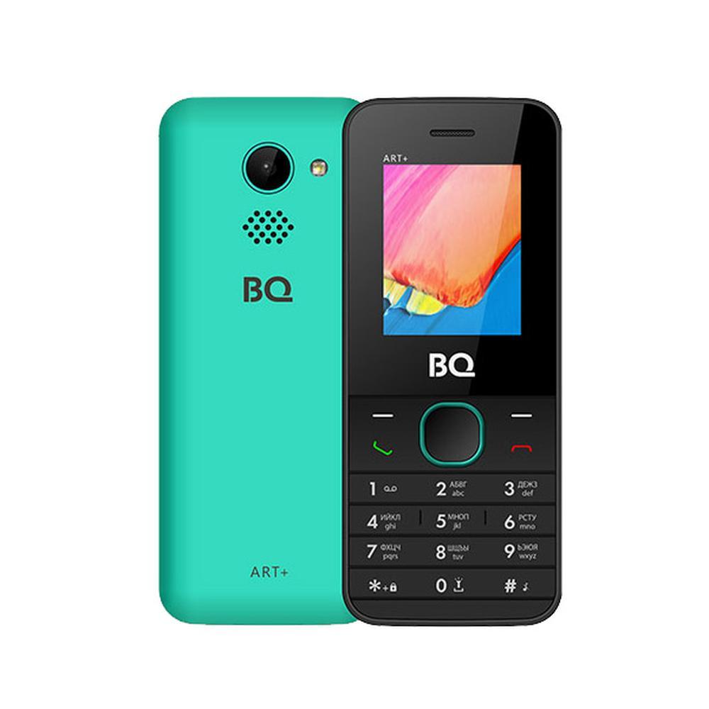 Мобильный телефон BQ Mobile BQ-1806 ART+ Aquamarine мобильный телефон bq mobile bq 1806 art red