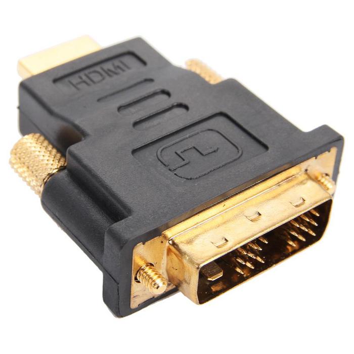 Фото - Переходник HDMI(M) -DVI(M) переходник питания sata 15pin m