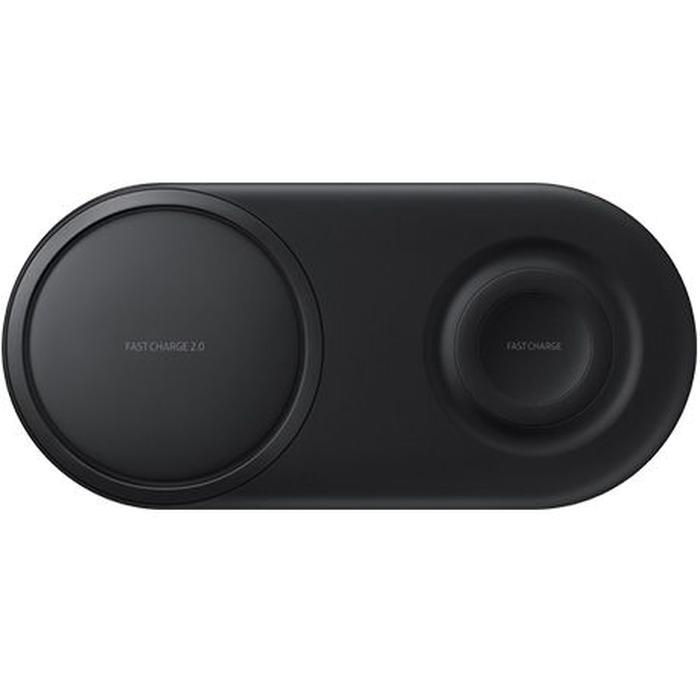 Фото - Беспроводная зарядная панель Samsung EP-P5200 черная беспроводная зарядная панель samsung ep p6300 черная