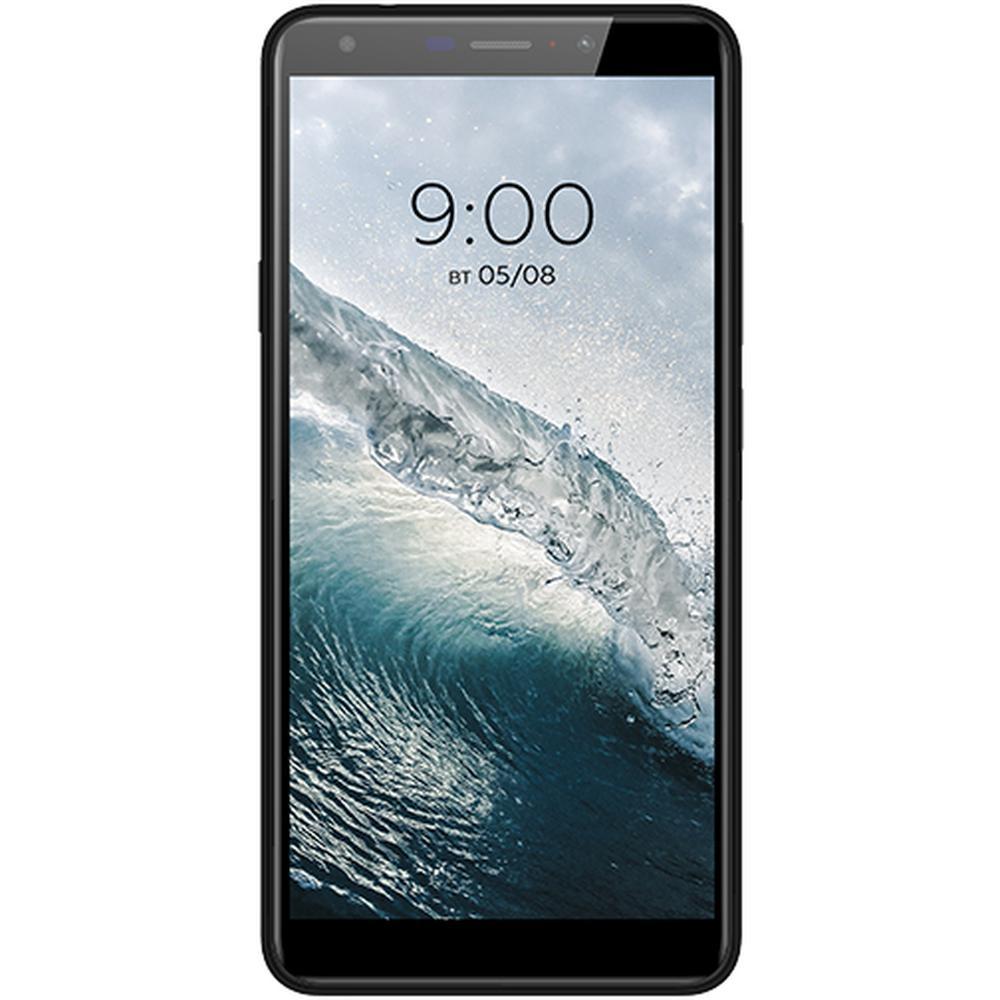 Фото - Смартфон BQ Mobile BQ-6045L Nice Dark Grey смартфон bq mobile bq 4030g nice mini blue