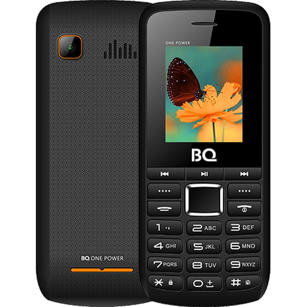 Мобильный телефон BQ Mobile BQ-1846 One Power Black/Orange недорого