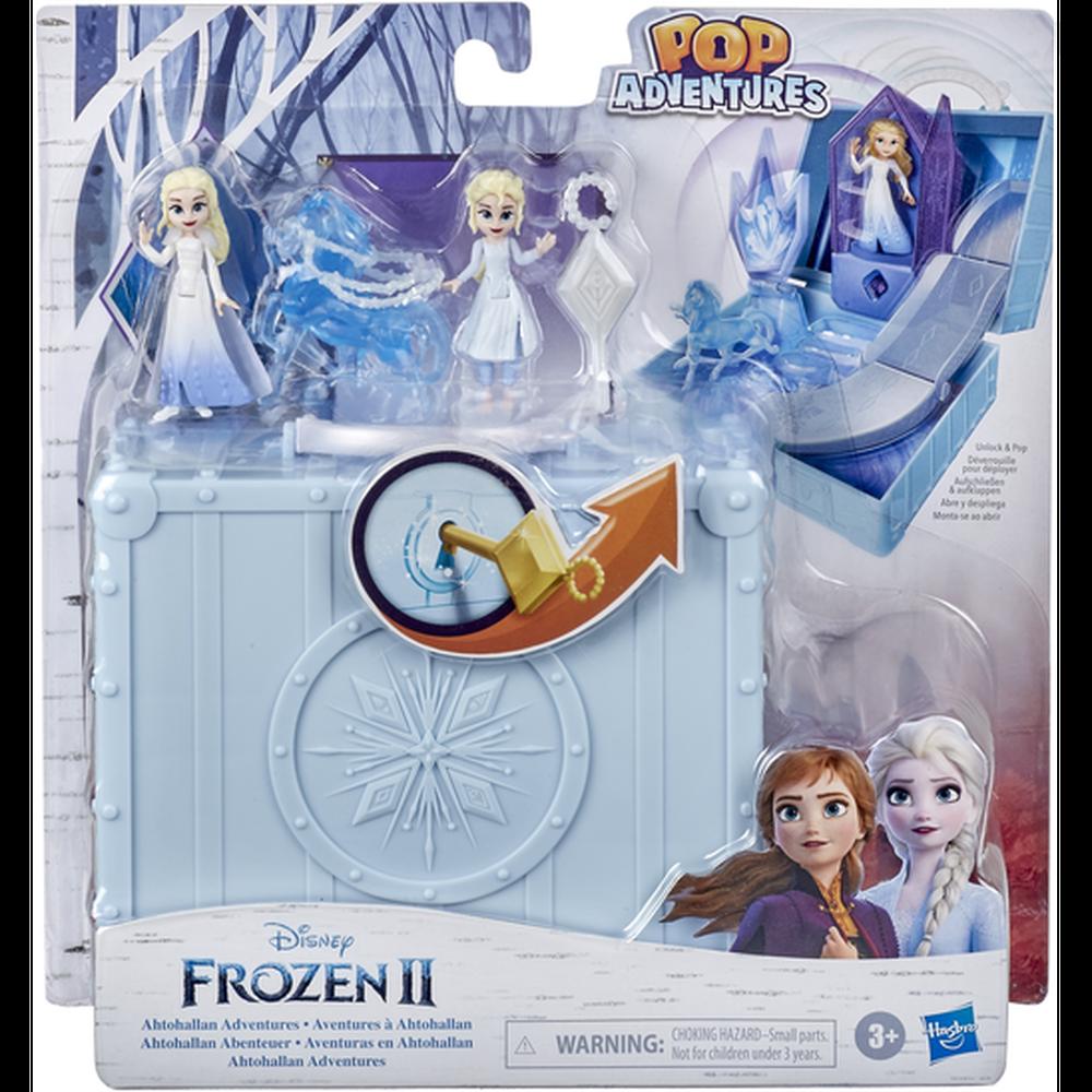 Кукла Hasbro Disney Frozen Холодное сердце 2 F0408 Ледник