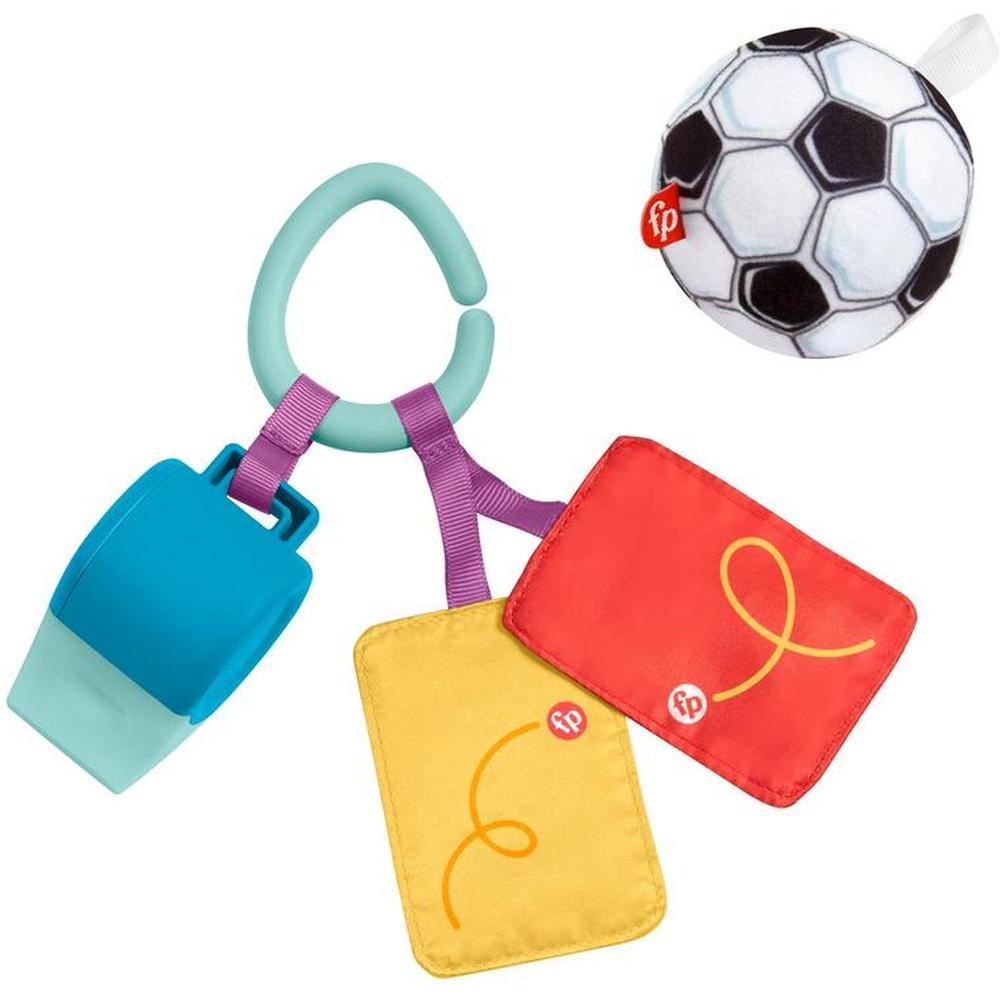 Развивающая игрушка Mattel Fisher-Price Футболист GRT94