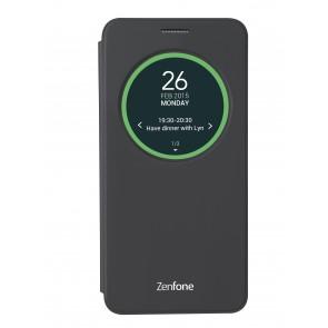 Чехол для ASUS ZenFone Go ZC500TG ASUS View Flip Cover черный