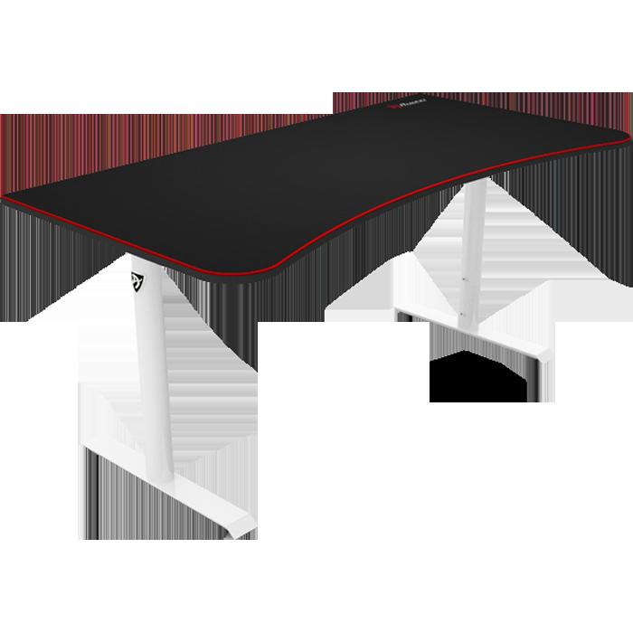 Стол для компьютера Arozzi Arena Gaming Desk White ARENA-WHITE компьютерный стол arozzi arena leggero gaming desk black