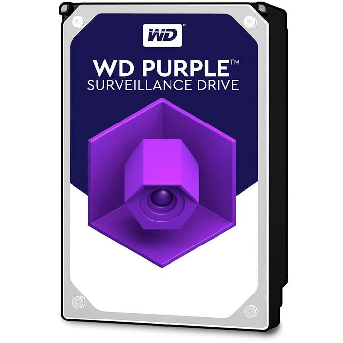 6Tb Western Digital (WD60PURZ) 64Mb 5400rpm Purple