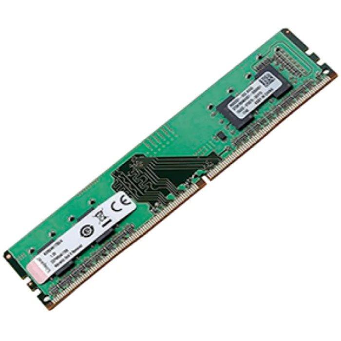 Фото - Модуль памяти DIMM 4Gb DDR4 PC21300 2666MHz Kingston (KVR26N19S6/4) модуль памяти so dimm ddr4 4gb pc21300 2666mhz crucial ct4g4sfs8266