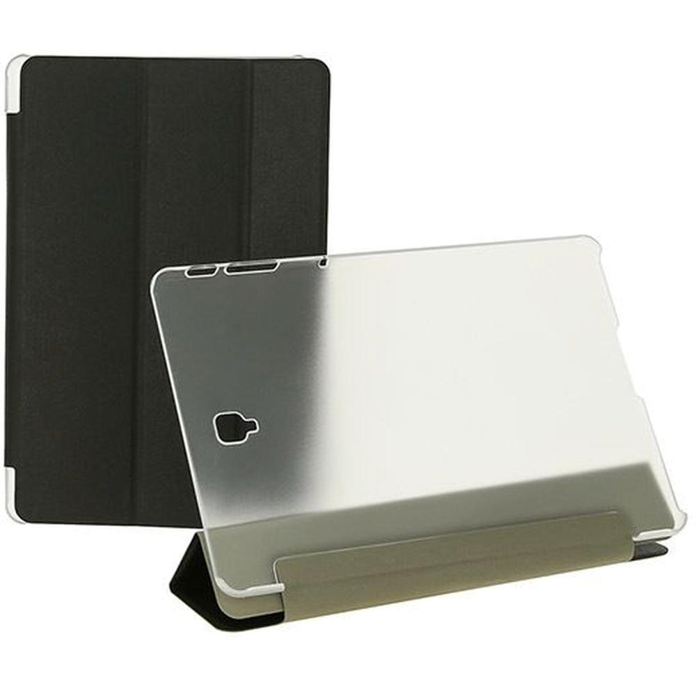 Чехол для Samsung Galaxy Tab S4 10.5 SM-T835 Zibelino Tablet черный luxury painted butterfly owl cat pu leather case for samsung galaxy tab s4 10 5 2018 t830 t835 t837 sm t830 sm t835 smart cover