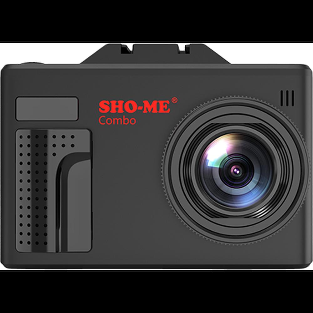 Видеорегистратор с радар-детектором Sho-Me Combo Note MStar GPS ГЛОНАСС автомобильный видеорегистратор sho me combo note mstar