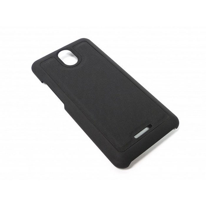 Чехол для BQ-5044 Strike LTE BQ Mobile магнитная накладка, черный смартфон bq mobile bq 5514l strike power 4g silver