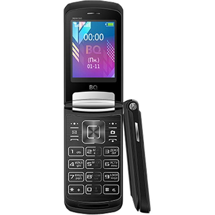 Фото - Мобильный телефон BQ Mobile BQ-2433 Dream Duo Black мобильный телефон bq mobile bq 2446 dream duo gold